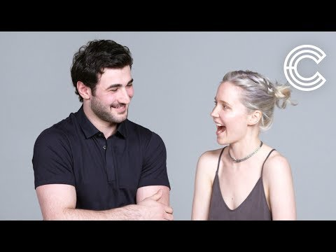Couples Tell Each Other How They Lost Their V-Card | Couples Describe | Cut