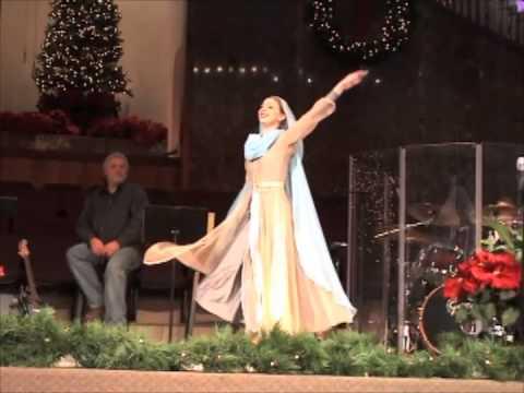 Christmas Worship Dance -