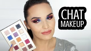 ❤ CHAT MAKEUP | MUFE, Mulac, Nabla, Semilac, Fenty Beauty ❤