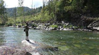 На таёжной речке, часть вторая