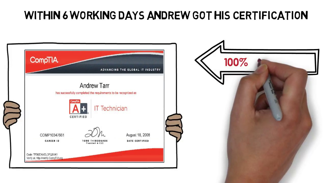 How to pass comptia a certification without exam youtube how to pass comptia a certification without exam xflitez Choice Image