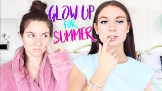 15 WAYS To GLOW UP For SUMMER !