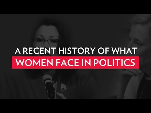 A Recent History Of What Women Face In Politics