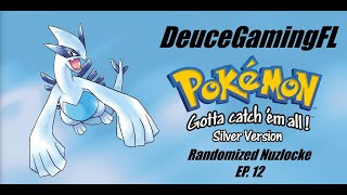WHAT IS THIS B.S.?!? (also sixth gym) Pokemon Silver Randomized Nuzlocke EP 12