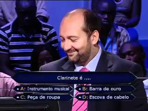 o que é um clarinete em angola