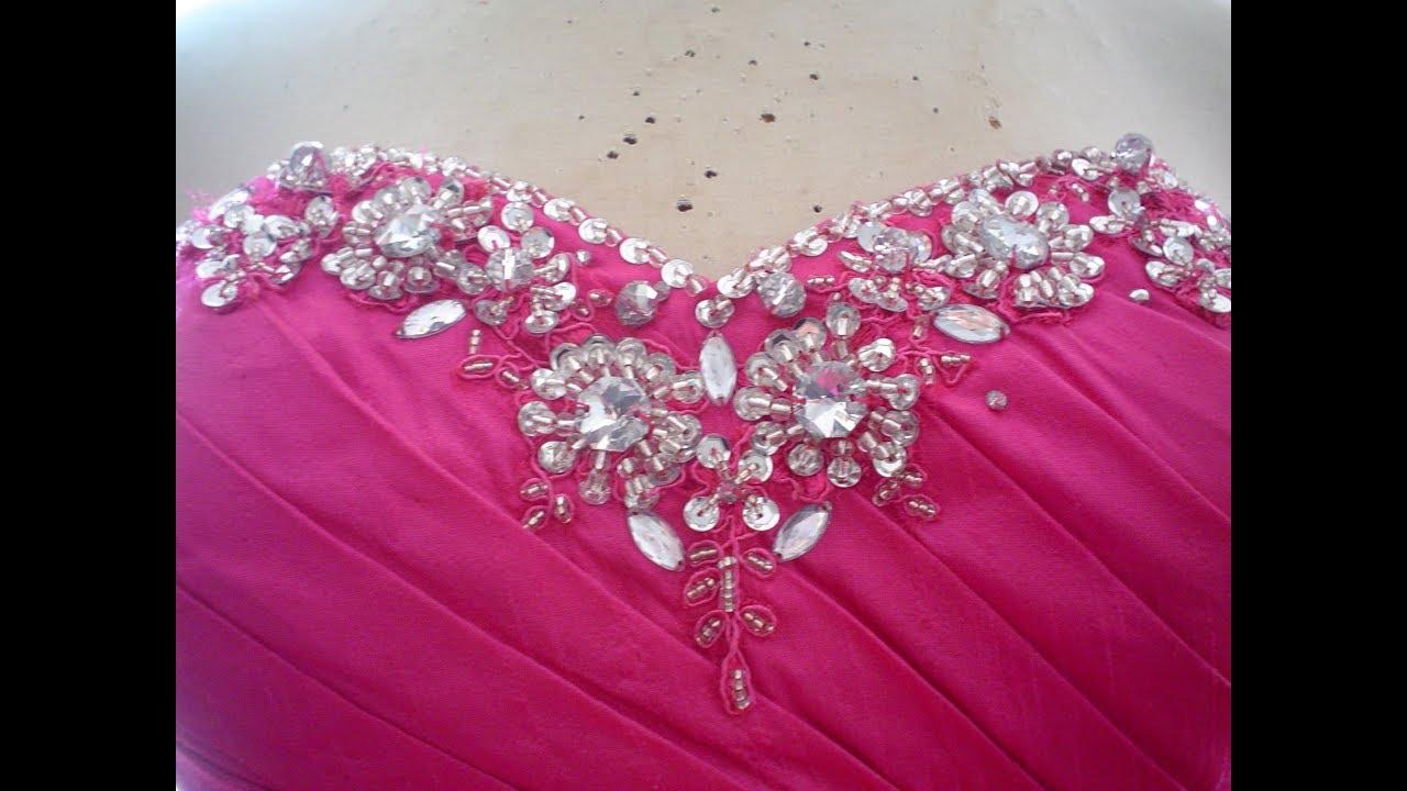 Vestido De Xv Años Color Rosa Fiusha