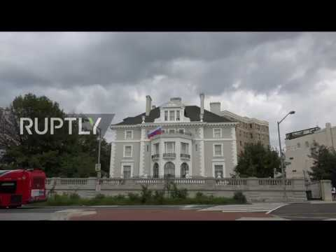 USA: Russian mission prepares for closure following Trump order