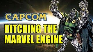 Capcom Ditching MT-Framework (Marvel Vs. Capcom Engine)