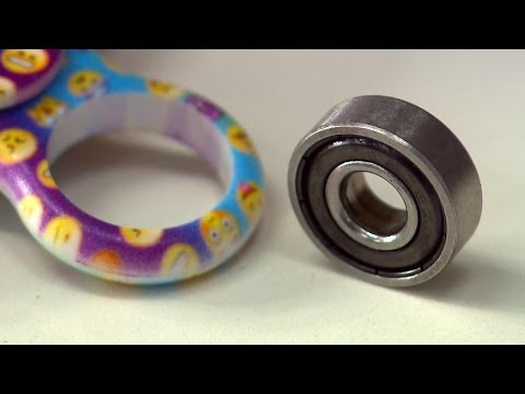 Thumbnail: These Are the Hidden Ways a Fidget Spinner Could Endanger Your Child