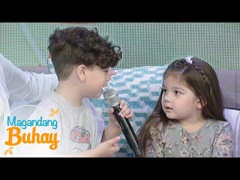 Magandang Buhay: Alejandro meets Ellie
