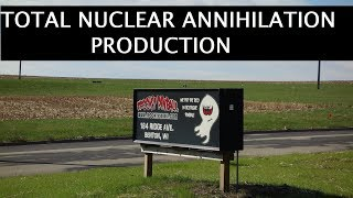 Inside the Spooky Pinball factory during Total Nuclear Annihilation production