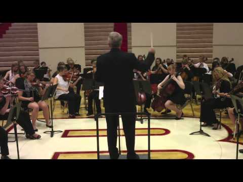 Transylvanian Lullaby Boone String Orchestra 10/15/2012