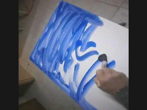 Create A Marine Backgroundcreare Uno Sfondo Marino Youtube