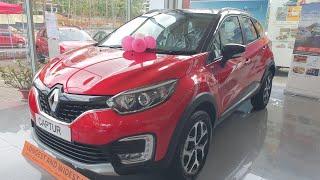 Renault Captur 2019 - Radiant Red