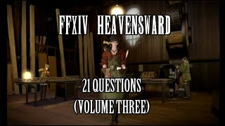 21 Questions About FFXIV Heavensward: Volume 3 (Crafting, Gathering, FC Content, PVP)