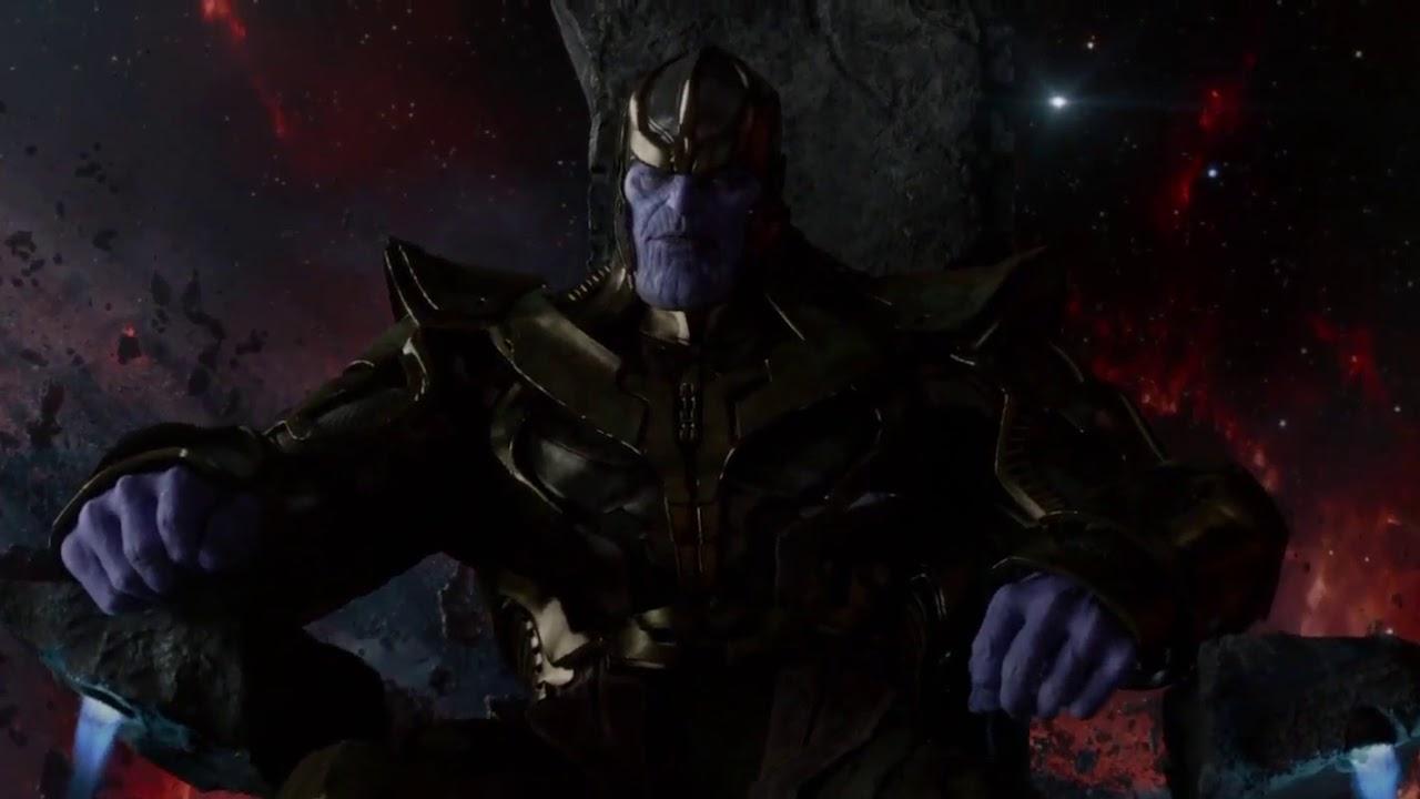Thanos meets Ronan Scene | Guardians of the Galaxy (2014) [1080p ...