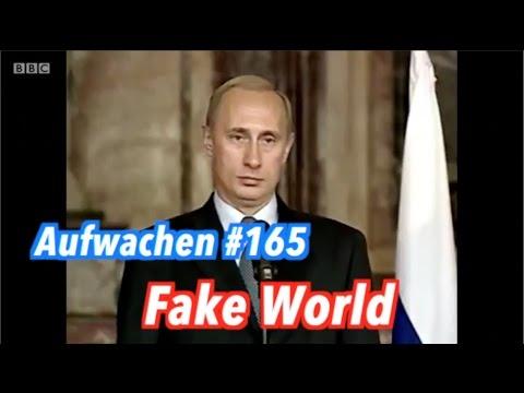 Fake World - Aufwachen Podcast #165