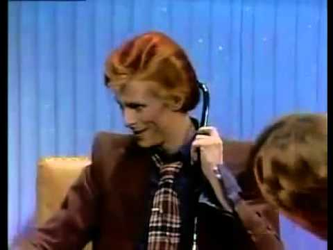 David Bowie Interview Dick Cavett Show 1974 Part 1