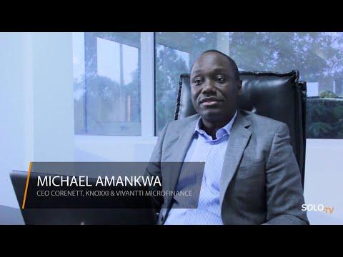 Michael Amankwa: Ghana's Super Entrepreneur