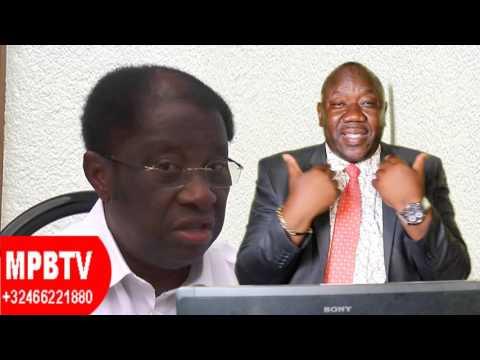 MPBTV Acualité Compliquée19-06:Ntambwe Mwamba Coincé en Belgique-Panique chez les Kabilistes..