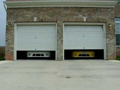 Garage Open