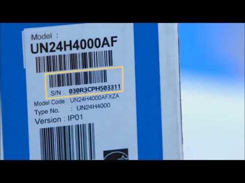 Walmart Scan Serial Number Touchscreen