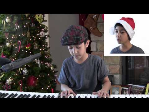 JD, age 9, covers
