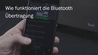 Bluetooth Speaker von Teufel: So funktioniert die Übertragung