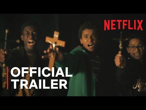 """VAMPIRES VS THE BRONX"" trailer"