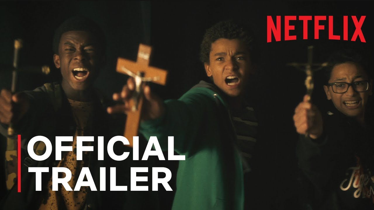 VAMPIRES VS THE BRONX | Official Trailer | Netflix