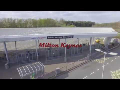 Milton Keynes Coachway
