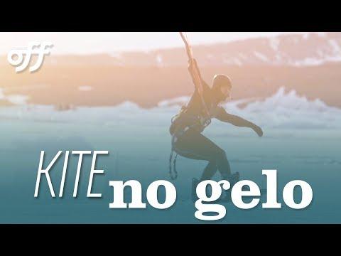 Kite no Gelo com Reno Romeu e JD Edde | Kite Extremo | Canal Off
