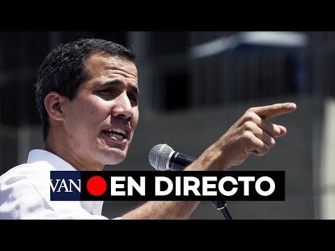 [EN DIRECTO] Juan Guaidó conmemora el quinto aniversario de la detención de Leopoldo López