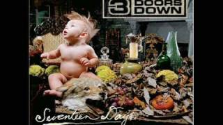 3 Doors Down- Let Me Go