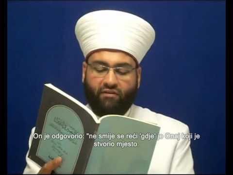 "Kako su Ashabi odgovorili na pitanje "" Gdje je Allah "" i "" Kako je Allah "" from YouTube · Duration:  41 seconds"