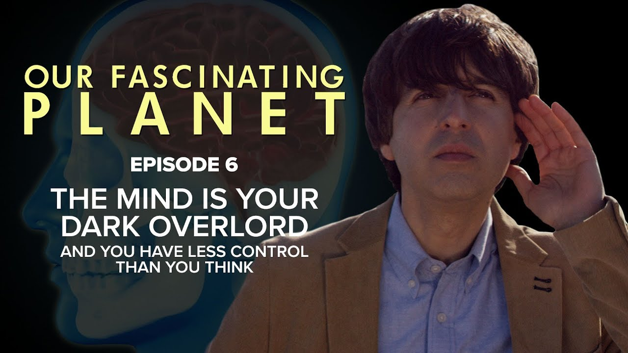 The Mind Is Your Dark Overlord [with Demetri Martin]