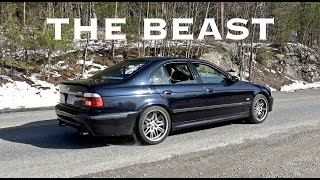 Video BMW E39 M5 - Release the Beast for Spring on Michelin Pilot Super Sports download MP3, 3GP, MP4, WEBM, AVI, FLV Agustus 2018
