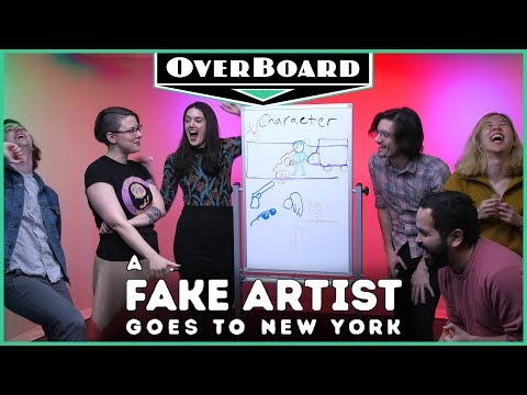 Let's Play A FAKE ARTIST GOES TO NEW YORK | Overboard, Episode 8