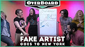 Let's Play A FAKE ARTIST GOES TO NEW YORKOverboard, Episode 8