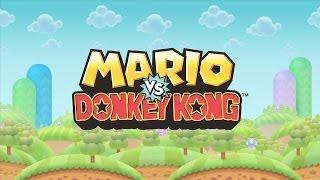 Wii U Mario vs. Donkey Kong(仮称) E3 2014 出展映像 【E3 2014の他の...
