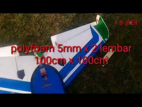 pesawat remot murah terbang stabil cocok buat pemula #VLOG8