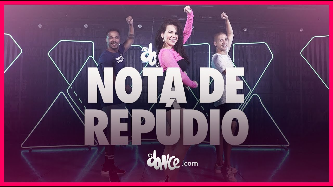 Nota de Repúdio - Gusttavo Lima | FitDance (Coreografia) | Dance Video