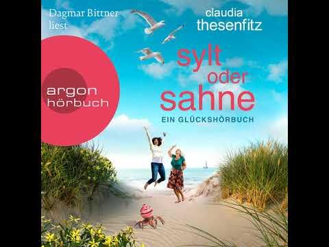 Sylt oder Sahne YouTube Hörbuch Trailer auf Deutsch