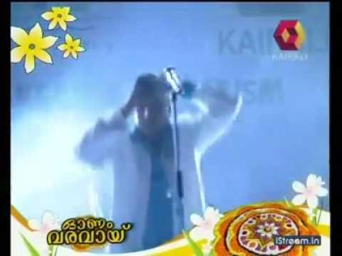 Sadiqu zacky singing hare ram kairali t v show
