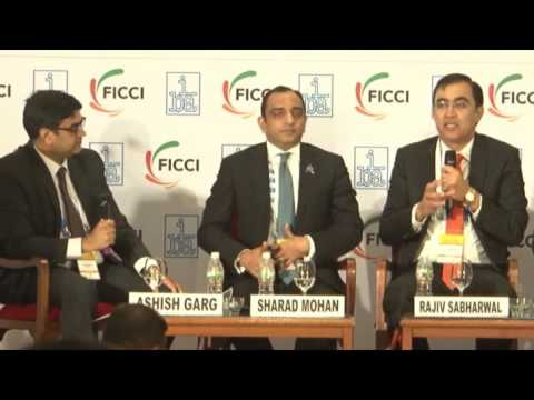 """10 FIBAC 2016 panel discussion on """"New ways of leveraging technology and ecosystems"""""""