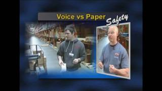 Voice Picking vs Paper