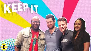 How Billy Eichner and Seth Rogen Prepared to Play Timon and Pumbaa | Keep It