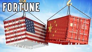 Donald Trump Imposes Tariffs $200 Billion Worth of Chinese Goods I Fortune