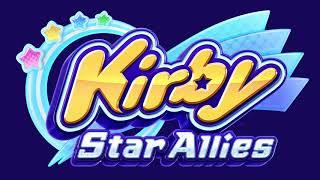 Star Lavadom - Kirby Star Allies Music