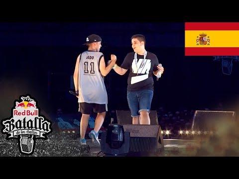 FORCE vs JADO - Octavos: Final Nacional España 2017 - Red Bull Batalla de los Gallos